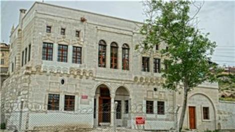Nevşehir'deki 150 yıllık Beyler Konağı restore edildi