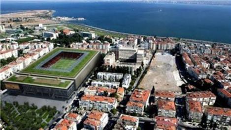 Göztepe Stadı'nın kapasitesi artıyor