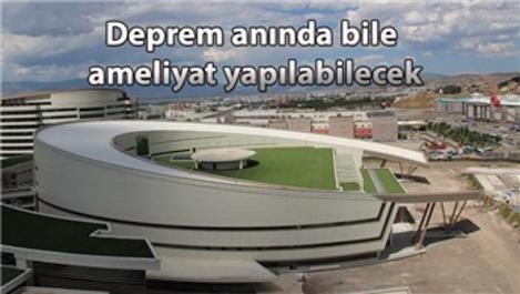 Erzurum Şehir Hastanesi'nde sona gelindi