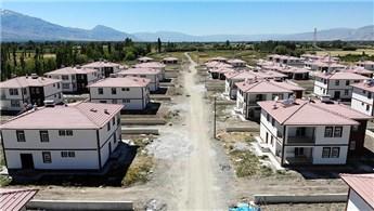 Erzincan'da 'Köysel Dönüşüm'ün örnek evleri hazır!