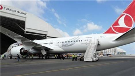 THY'nin 'Rüya' uçağı Trabzon'a uçmaya hazırlanıyor