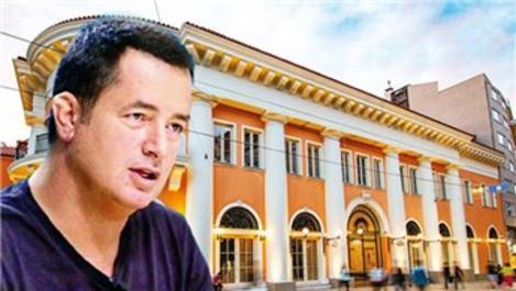 Acun Ilıcalı, Beyoğlu'nda illüzyon müzesi kuracak