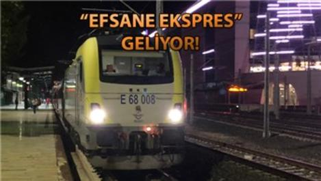 Ankara Ekspresi, 8 yıl sonra İstanbul'a hareket etti