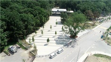 Doğal Yaşam Parkı Ormanya'da ikinci otopark inşa ediliyor