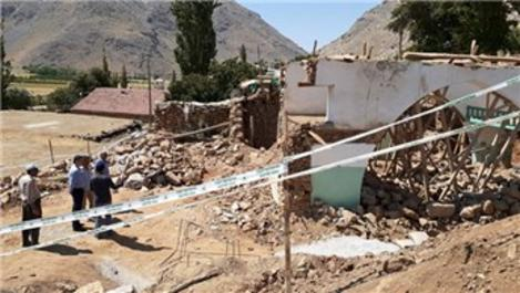 Malatya'nın 350 yıllık camisi restore ediliyor
