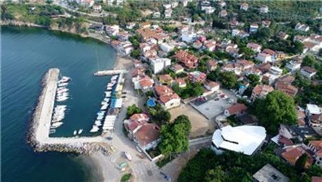 Bursa'da satılık köy meydanı!