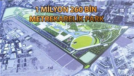 Kayseri'deki Hava İkmal Millet Bahçesi tamamlandı!