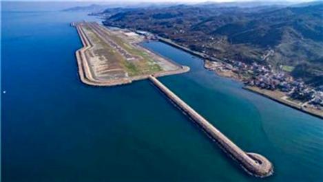 Ordu-Giresun Havalimanı 6 ayda 500 bin yolcuyu aştı