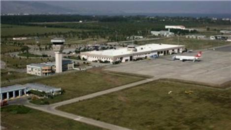 Samsun-Çarşamba Havalimanı'ndan 1 ayda 120 bin yolcu geçti!