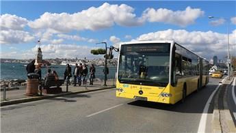 15 Temmuz'da toplu taşıma ücretsiz!