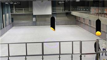 Antalya'nın ilk buz pisti yeniden ihaleye çıkıyor!