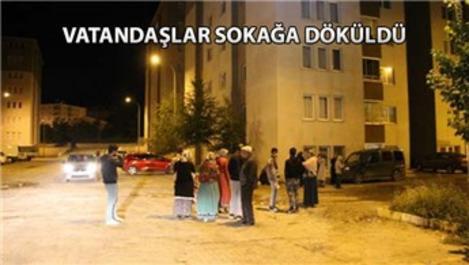 Erzurum'da 4.4 büyüklüğünde deprem!