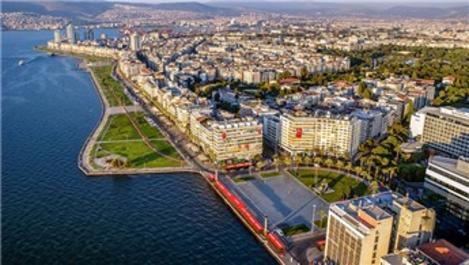 İzmir ve Antalya'da konut satışları düştü
