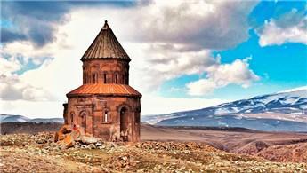 Kars'ta 6 ayda 98 bin 77 kişi konakladı