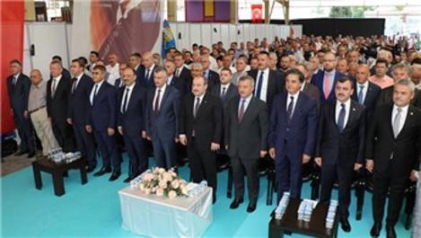 3. Batı Karadeniz Yapı ve Mobilya Fuarı açıldı