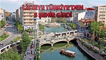 Eskişehir, dünyanın en güvenli 10. şehri oldu!