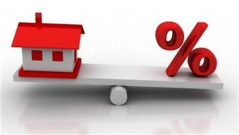 Kredili konut satışlarında sert düşüş!