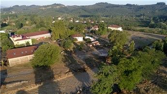 Selin vurduğu Uğurlu Köyü savaş alanına döndü!