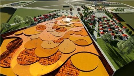 Sivas'ın Altınkale projesi 40 bin metrekare alana kurulacak