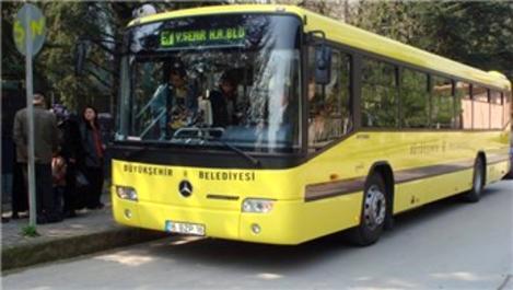 Bursa'da 30 Ağustos'ta toplu ulaşım ücretsiz olacak