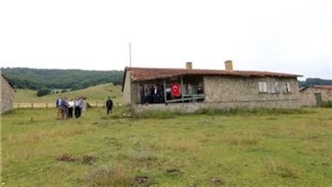 Amasya Tavşan Dağı'na özel 'Ekolojik Köyler' projesi!