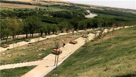 Diyarbakır'ın ilk millet bahçesi açıldı
