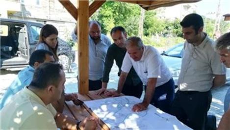 Sinop Güzelkent'in imar sorunu çözülüyor