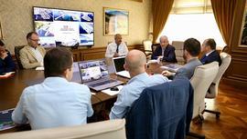 Ünye Port ve Kruvaziyer Limanı için çalışmalar başladı