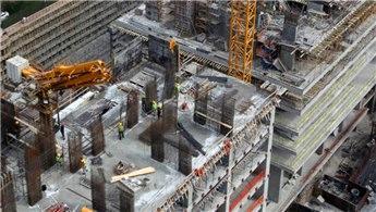 Yılın ilk beş ayında kapanan inşaat şirketi sayısı yüzde 23 arttı