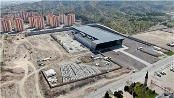 Kayseri Fuar ve Kongre Merkezi ikinci etap inşaatı devam ediyor