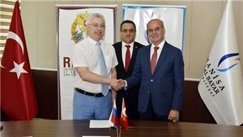Türk-Rus ortak üniversitesi Manisa'da kuruluyor