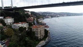 İstanbul Boğazı'ndaki Zeki Paşa Yalısı 550 milyon liraya satışta