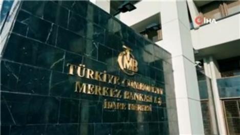 Merkez Bankası faizi 4.25 puan indirdi