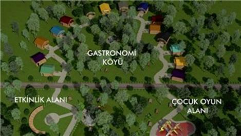 Gastronomi Köyü Türk mutfağını dünyaya tanıtacak