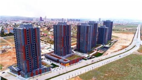 Bulvar Loft Ankara'ya 1,5 ayda 200 aile taşındı