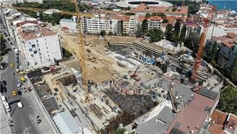 AKM'nin inşaatından son görüntüler!