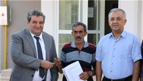 TOKİ Çankırı'da anahtar teslimleri yapıldı