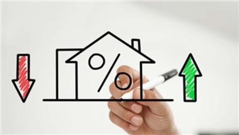 Konut kredisi faiz oranlarında yüzde 1 beklentisi!