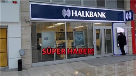 Halkbank'tan anlaşmalı firmalara yüzde 0,79 faiz!