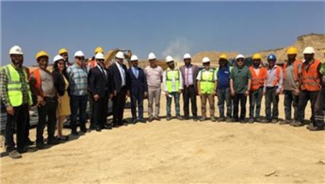 Yalova Devlet Hastanesi inşaatı hızla devam ediyor