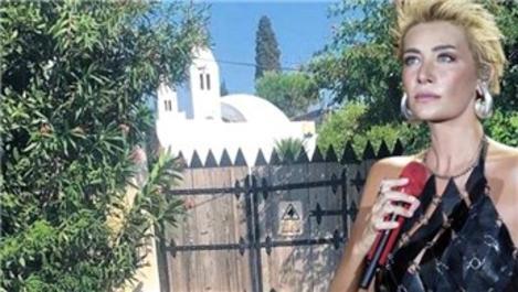 Sıla Gençoğlu, Bodrum'dan ev kiraladı