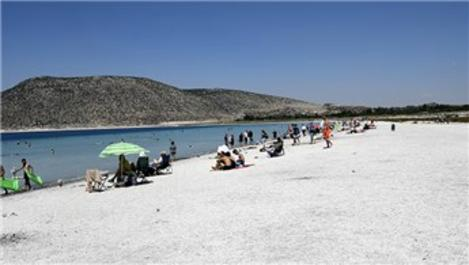 Salda'ya yıl sonuna kadar 1 milyon ziyaretçi bekleniyor