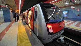 Ankara'da metro kullanımı yüzde 5,38 arttı