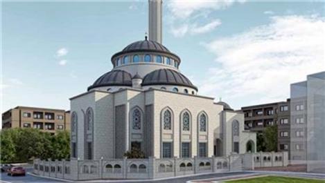 Bağcılar Mehmet Akif Camisi'nin temeli atıldı