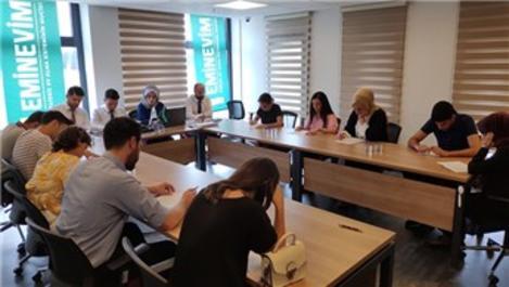 Eminevim ve İstanbul Sabahattin Zaim Üniversitesi'nden işbirliği!
