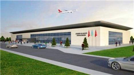Çeşme Havalimanı, 2020'de hizmete girecek