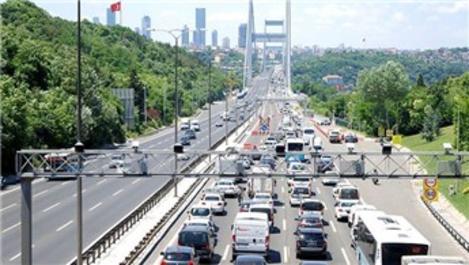 Kurban Bayramı'nda köprü ve otoyollar ücretsiz olacak!