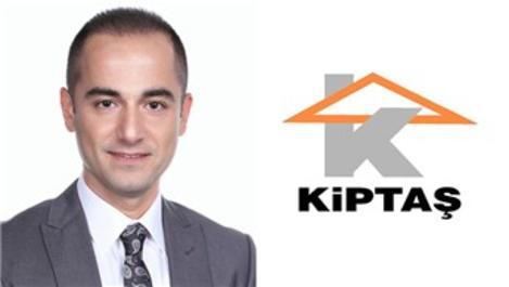 KİPTAŞ'ın yeni genel müdürü Ali Kurt oldu!