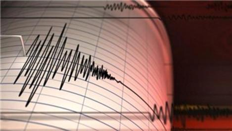İzmir'de 4,8 büyüklüğünde deprem!