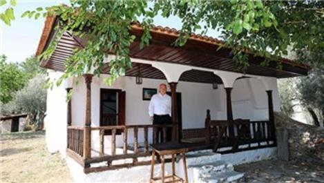 Kerimoğlu Eyüp Efe Evi, yeniden tadilata girdi